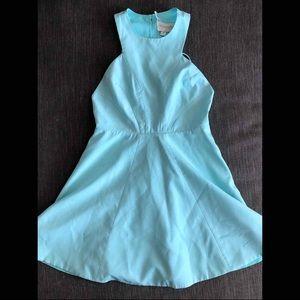 Keepsake the label mint green mini dress